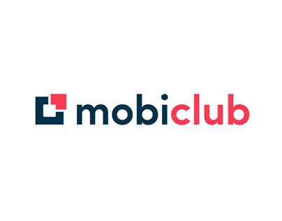 Mobiclub Landing Page