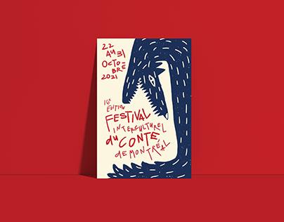 Festival interculturel du conte de Montréal