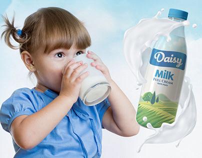 Product Branding : Daisy Diary
