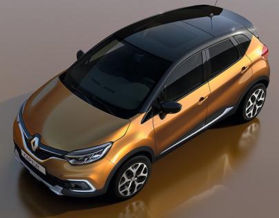 Renault Capture Phase 2 Full LED Headlamp (2017)