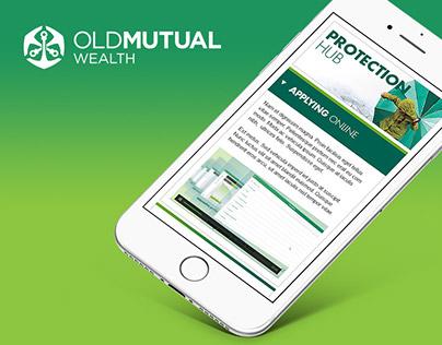 Old Mutual Wealth Microsite