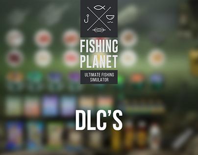 Fishing Planet: DLC's