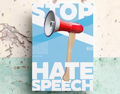 STOP HATE SPEECH