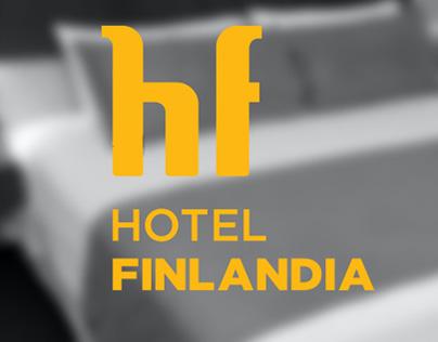 Hotel Finlandia - brand identity