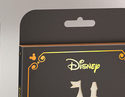 Disney Case Collector's Edition • Packaging