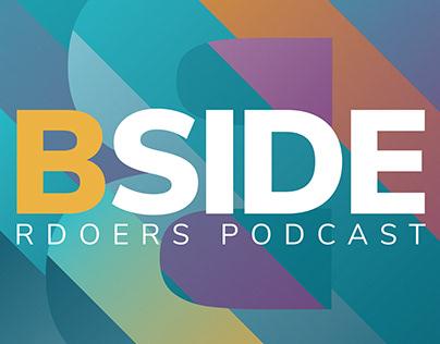 BSIDE podcast logo - RD Station