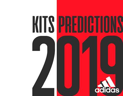 Adidas 2018-19 | Kits Predictions