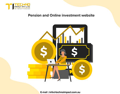Pension and Online investment website