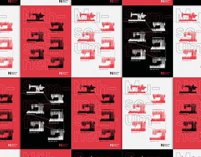 Sewing Machine Museum —Visual Identity