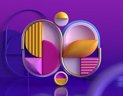 Pattern Design 3D & 2D