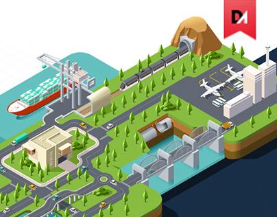 Illustrations for Autodesk