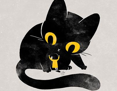 cat is my love