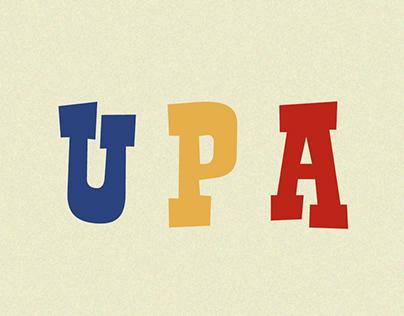 UPA Style Illustrations