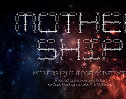 Mother Ship – Display Face