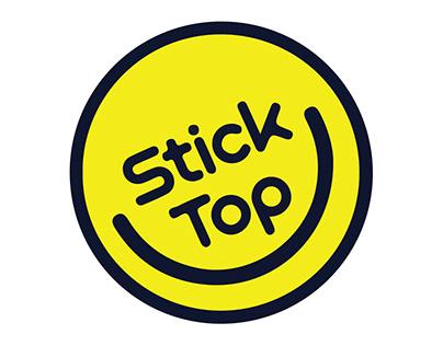 Sticker Designs for Sticktop
