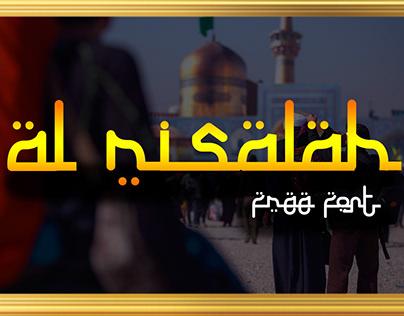 Ar Risalah Font