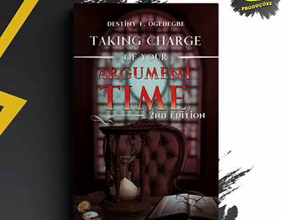 Capa E-book Taking Charge of your Argumente Time