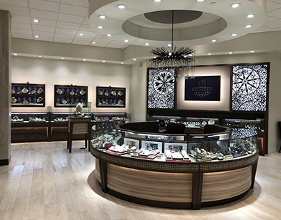 Bushkosky Jewelers designed by Leslie McGwire