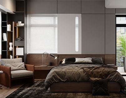C | BED ROOM