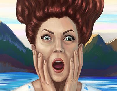 Adobe 5th Scream Contest - MunchContest
