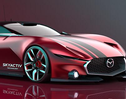 Mazda Vision GT6