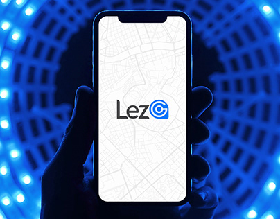 LezGo Brand Identity & UI