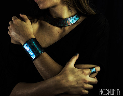 NONUMMY / ASTRAL jewellery collection