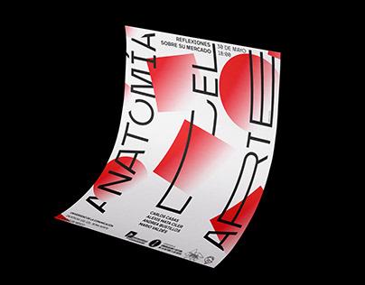 Anatomía del Arte / Conference Branding
