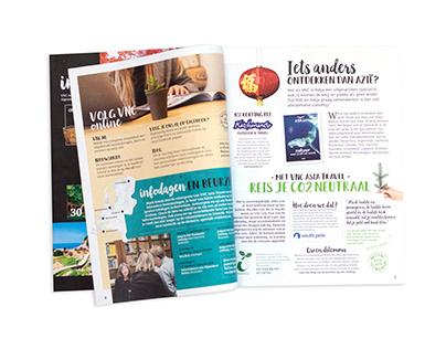 VNC Asia Travel Brochure 2020