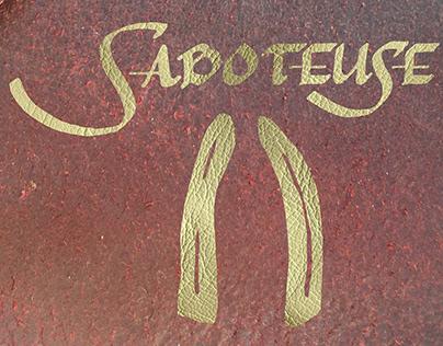 SABOTEUSE Boots