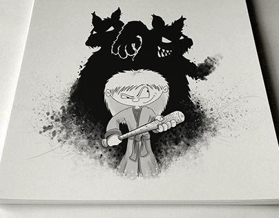 Jenny - A Tiny Twisted Tale