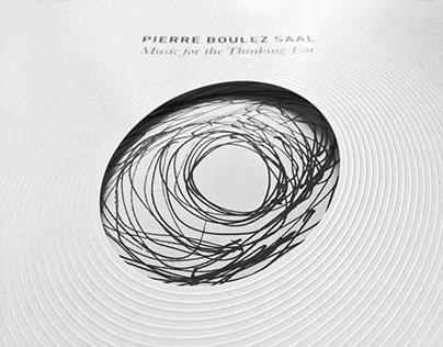 BRAND IDENTITY - Pierre Boulez Saal