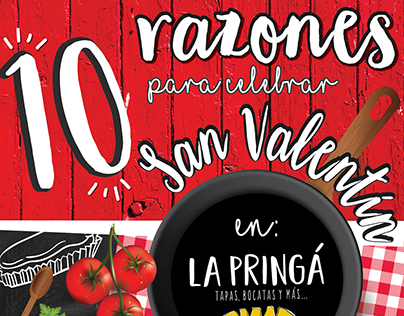 San Valentín La Pringá