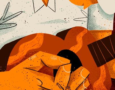 ilustra samba 2