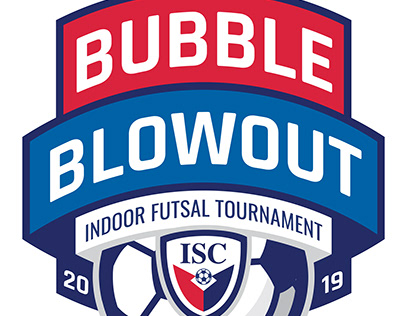 Bubble Blowout 2019 logo