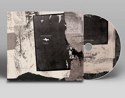 CD cover redesign: Jacaszek