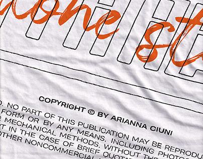 T-Shirt Details - MOCKUP