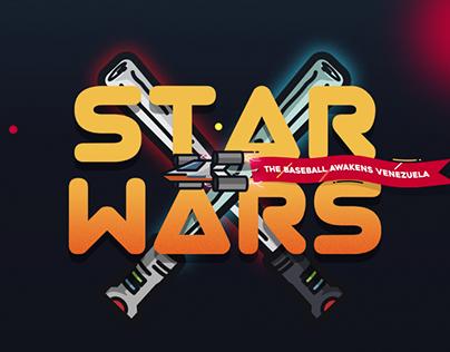 Star Wars 'The Baseball Awakens'