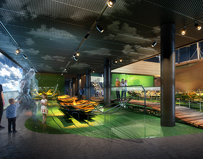 MUSEUM OF UNDERWATER ARCHEOLOGY AND BALTIC FISHING