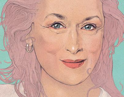 «Meryl Streep» BOLSHOI