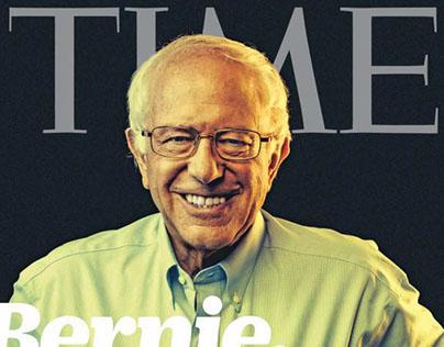 Bernie Sanders • Time Magazine Cover