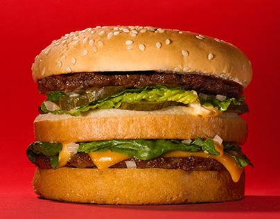 Big Mac Chant-Off