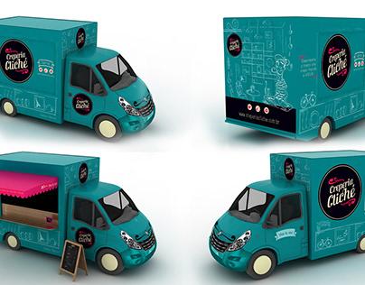 Food Truck Creperia Cliché