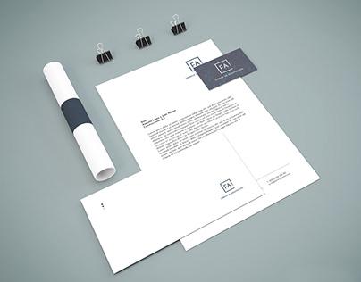 FA Arquitectura | Identidad | Branding