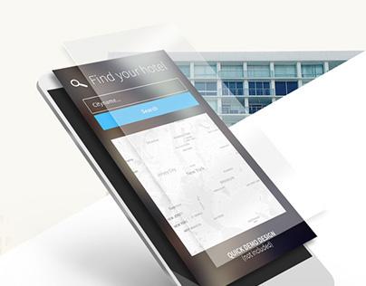 Smartphone Presentation Image (mock-up)