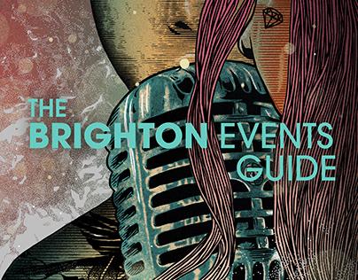 The Brighton Events Guide cover Feb 2020