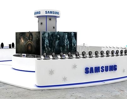 Propuesta Road Show Samsung 2016 / Surface