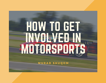 How to Get Involved in Motorsports