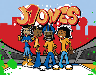 Childrens Book Illustrations | J1ONES: 2 Minute Warning