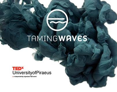 TEDxUniversity of Piraeus 2015 | Taming Waves